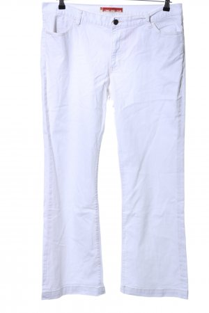 Gap Slim Jeans weiß Casual-Look