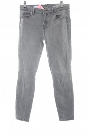 Gap Slim Jeans grau Casual-Look