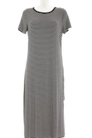 Gap Sommerkleid - schwarz-weiß  gestreift