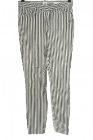 Gap Jersey Pants light grey-white allover print casual look