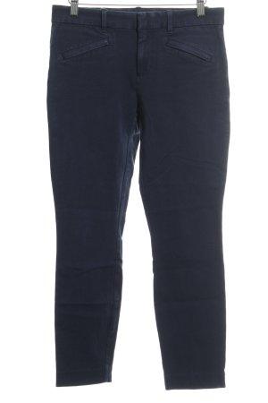 Gap Jersey Pants dark blue casual look