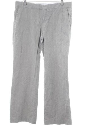 Gap Jersey Pants grey brown check pattern casual look