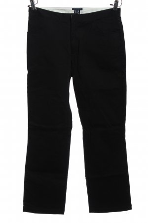 Gap Stoffhose schwarz Business-Look