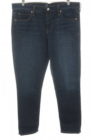 Gap Straight-Leg Jeans dunkelblau Casual-Look