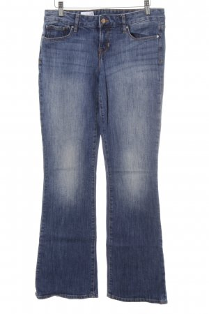 Gap Straight-Leg Jeans kornblumenblau Casual-Look