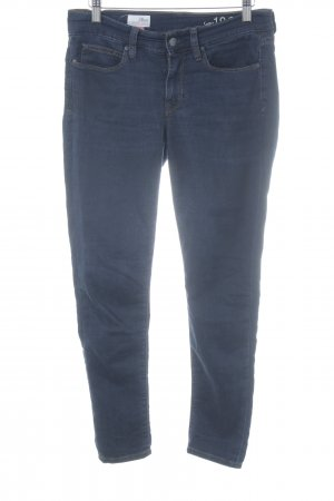 Gap Stretch Jeans blau Jeans-Optik