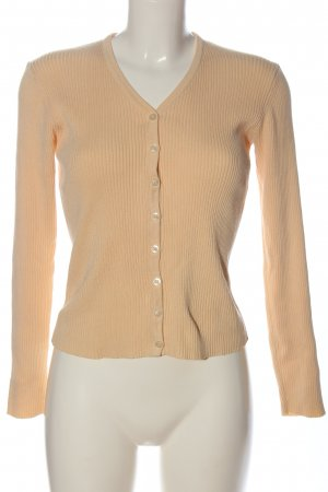Gap Knitted Cardigan nude casual look