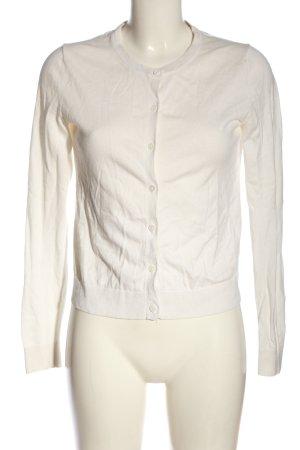 Gap Cardigan in maglia bianco stile casual