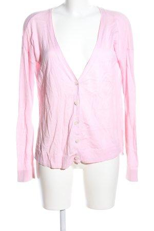 Gap Strickjacke pink Casual-Look