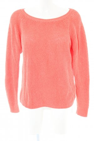 Gap Strickpullover rot Casual-Look