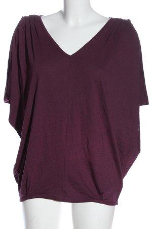 Gap Camicia maglia lilla stile casual