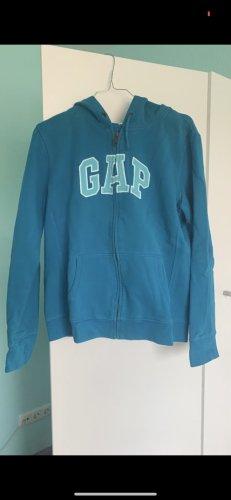 Gap Felpa con cappuccio azzurro