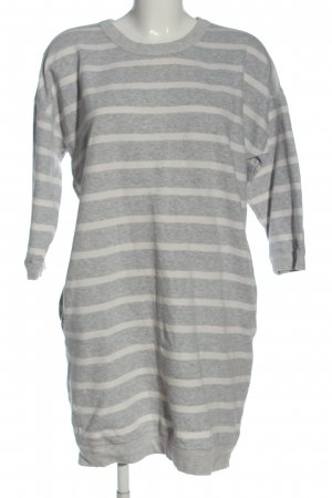 Gap Sweat Dress light grey-natural white flecked casual look