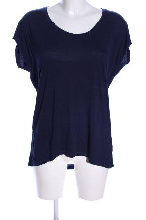 Gap T-Shirt blau Casual-Look