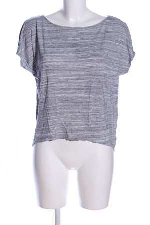 Gap T-Shirt hellgrau meliert Casual-Look