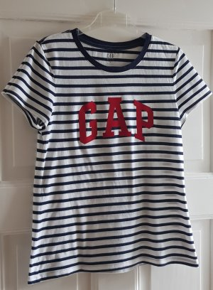 GAP T shirt  blau*weiß *rot