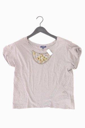 GAP T-Shirt Größe S Kurzarm mit Nieten grau