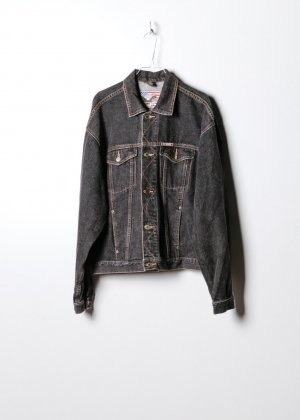 GAP Unisex Denim Jacket in L