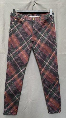 P.A.R.O.S.H. Pantalón de cinco bolsillos multicolor Algodón