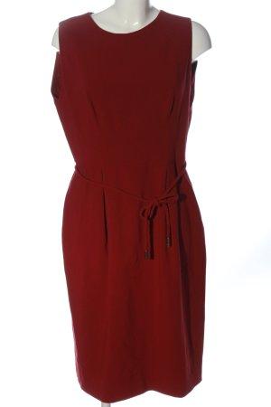 Garcia A-Linien Kleid rot Casual-Look