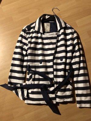 Garcia Marynarska kurtka niebieski-biały