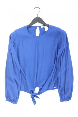 Garcia Jeans Bluse blau Größe M