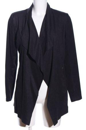 Garcia Jeans Cardigan schwarz Casual-Look