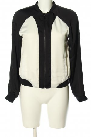 Garcia Jeans College Jacket white-black casual look