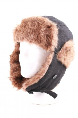 Garcia Jeans Aviator Hat black-brown casual look