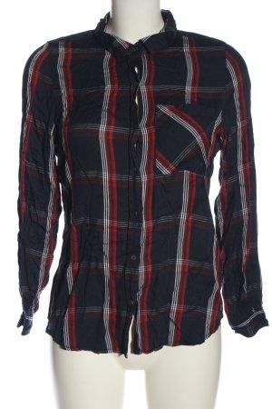 Garcia Jeans Hemd-Bluse Karomuster Casual-Look