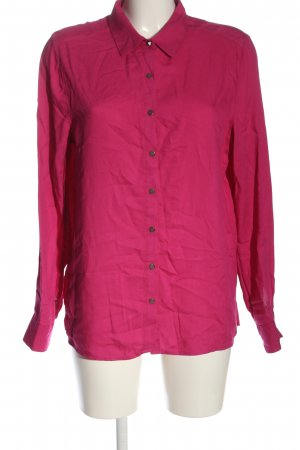 Garcia Jeans Hemd-Bluse pink klassischer Stil
