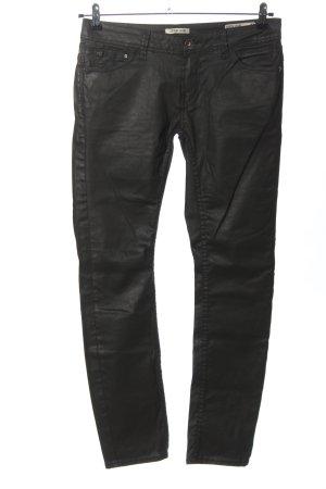 Garcia Jeans Hüftjeans schwarz Casual-Look