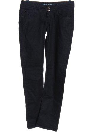 Garcia Jeans Hüftjeans blau Casual-Look
