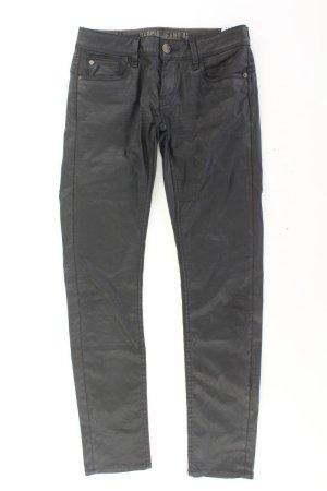 Garcia Jeans Kunstlederhose schwarz Größe W30/L32
