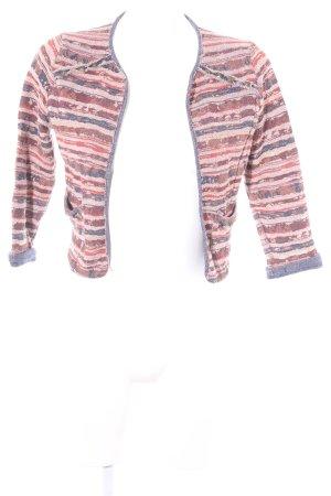 Garcia Jeans Kurz-Blazer Streifenmuster Casual-Look