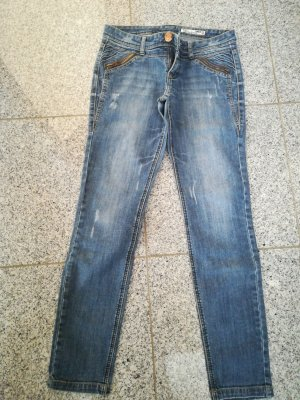 Garcia Jeans skinny blu