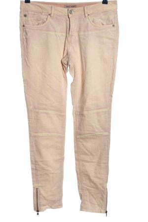 Garcia Jeans Röhrenhose wollweiß Casual-Look