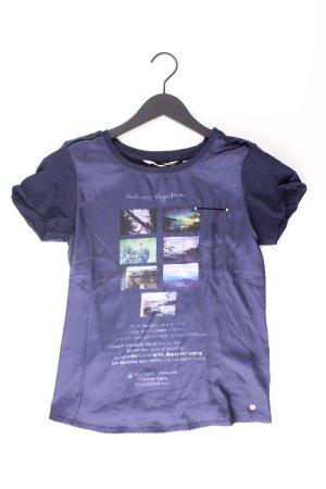 Garcia Jeans Shirt blau Größe XS