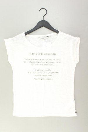 Garcia Jeans Shirt creme Größe XS