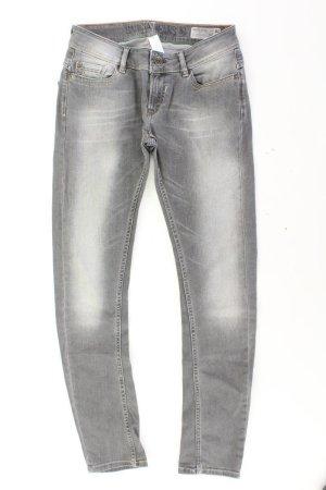 Garcia Jeans Skinny Jeans grau Größe 40