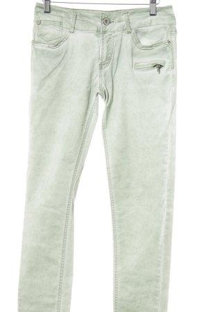 Garcia Jeans Slim Jeans mint Casual-Look