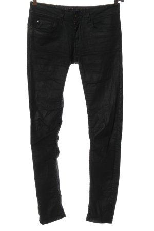 Garcia Jeans Stretch broek zwart casual uitstraling