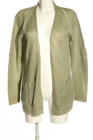 Garcia Jeans Strick Cardigan khaki Casual-Look