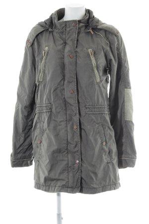 Garcia Jeans Übergangsjacke khaki-grüngrau Casual-Look
