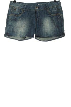 Garcia Short en jean bleu style décontracté