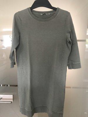 Garcia Khaki Pullover 3/4 arm Größe m longpullover