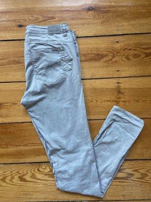 Garcia Riva Jeans Grau W28 L32 Slim Fit