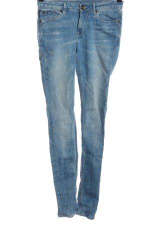 Garcia Röhrenjeans blau Casual-Look