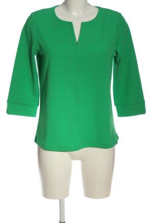 Garcia Schlupf-Bluse grün Casual-Look