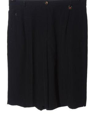 Gardeur 3/4 Length Trousers black casual look